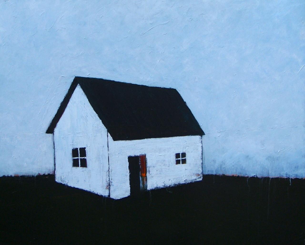 Holloway- Homestead, acrylic on canvas 40x46, $2,700.00.jpg