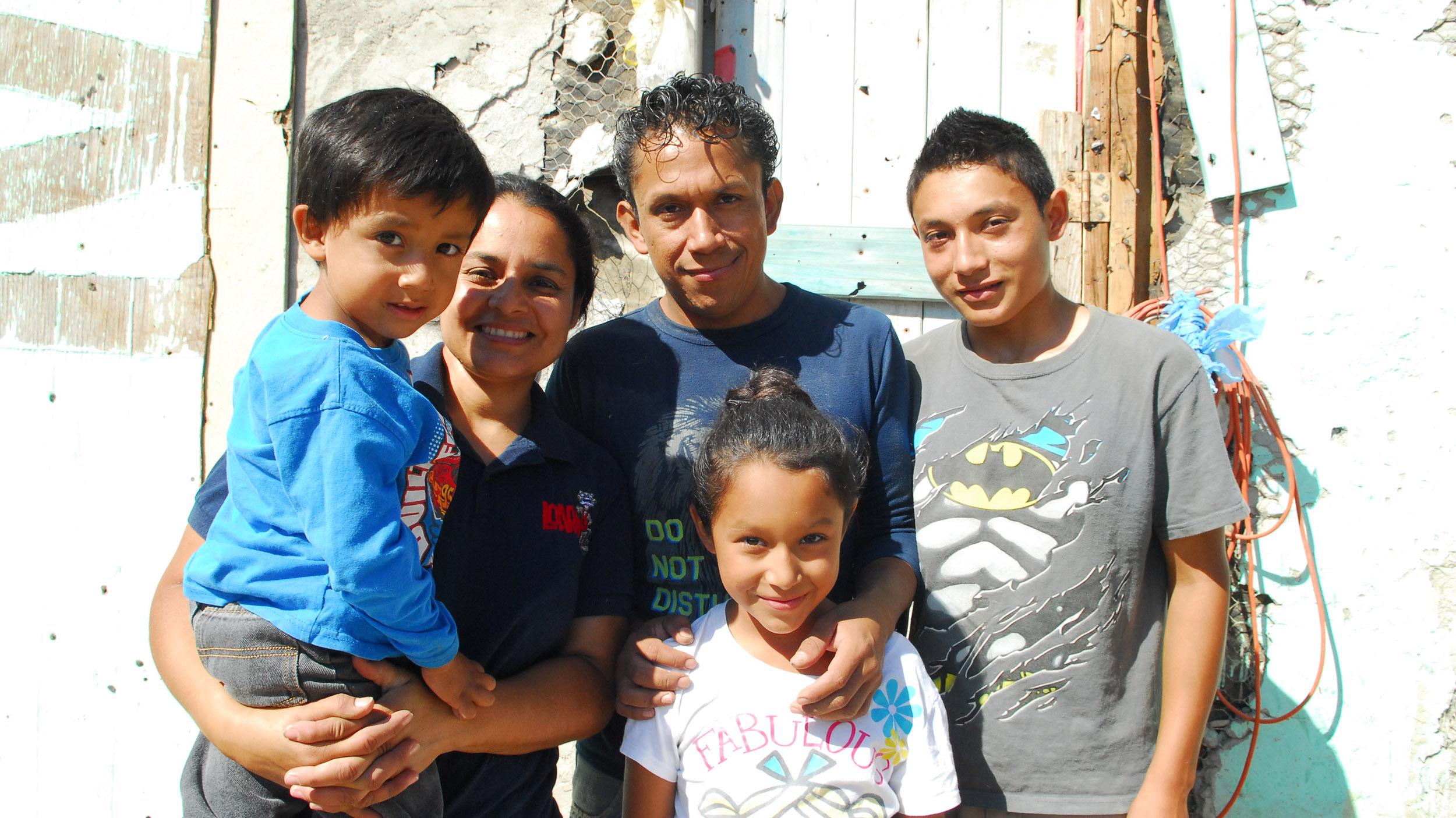 Carvajal Ortega Family