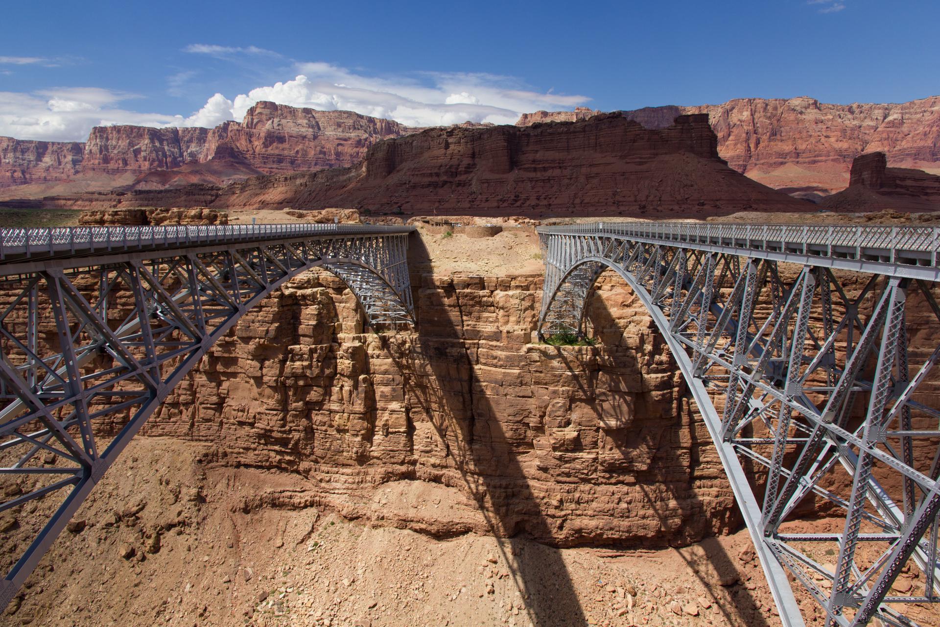 Vermillion Bridges