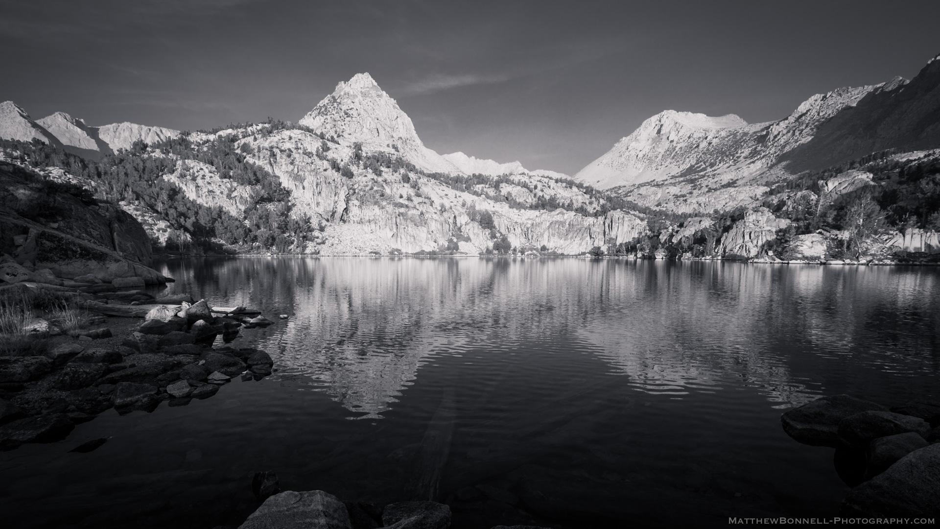Peaks and Ripples