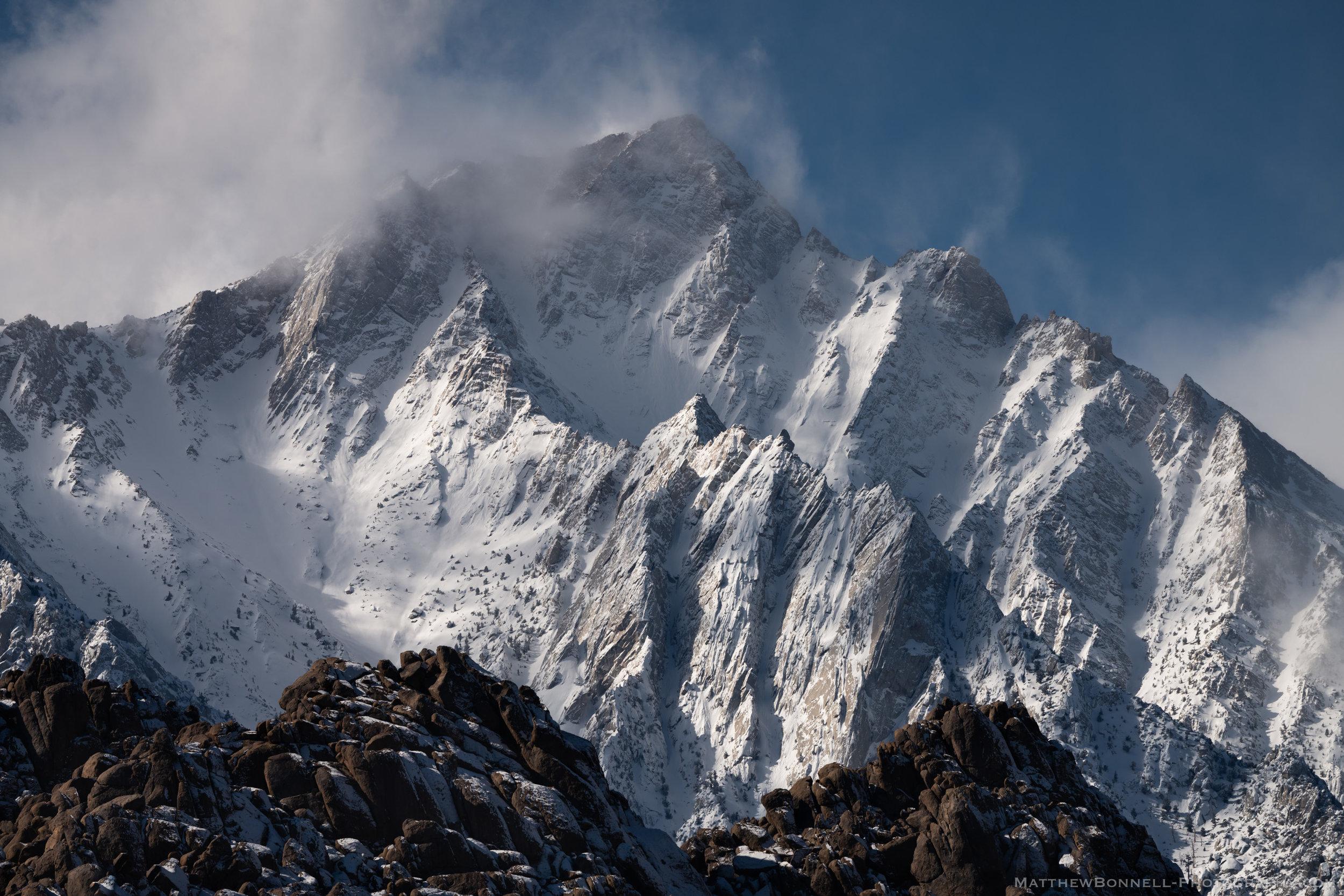 Lone Pine Peak Mist