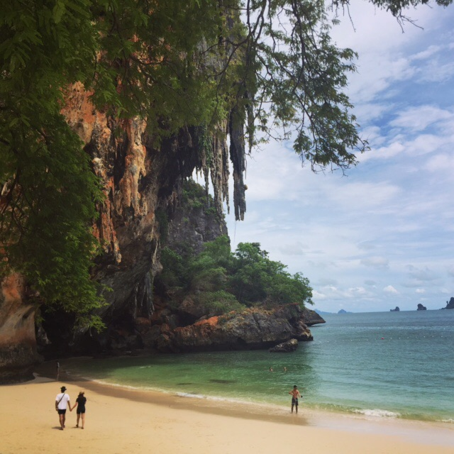 Blah blah blah, Thailand is a tropical paradise, blah blah blah, and maybe I was being a bit harsh in my first assessment of things blah blah blah.