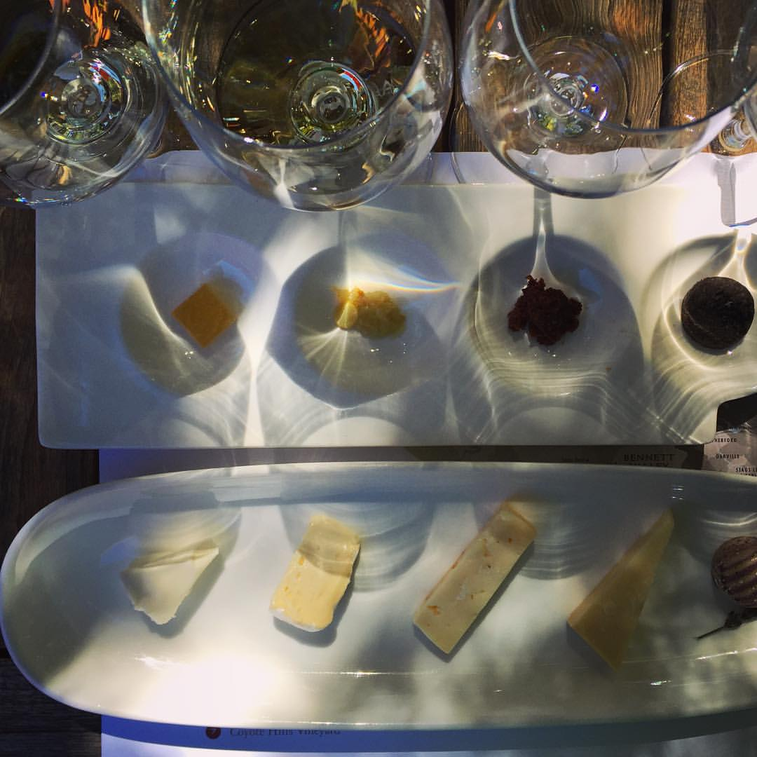 Some of the best in the west: the unparalleled cheese-and-wine tasting at Matanzas Creek Winery, Sonoma