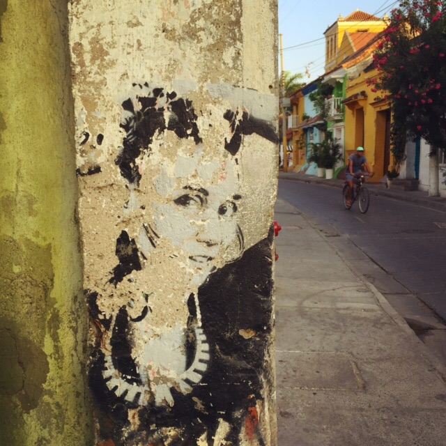 Love street art? You'll love Getsemaní