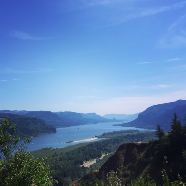 Columbia River Gorge-ous!