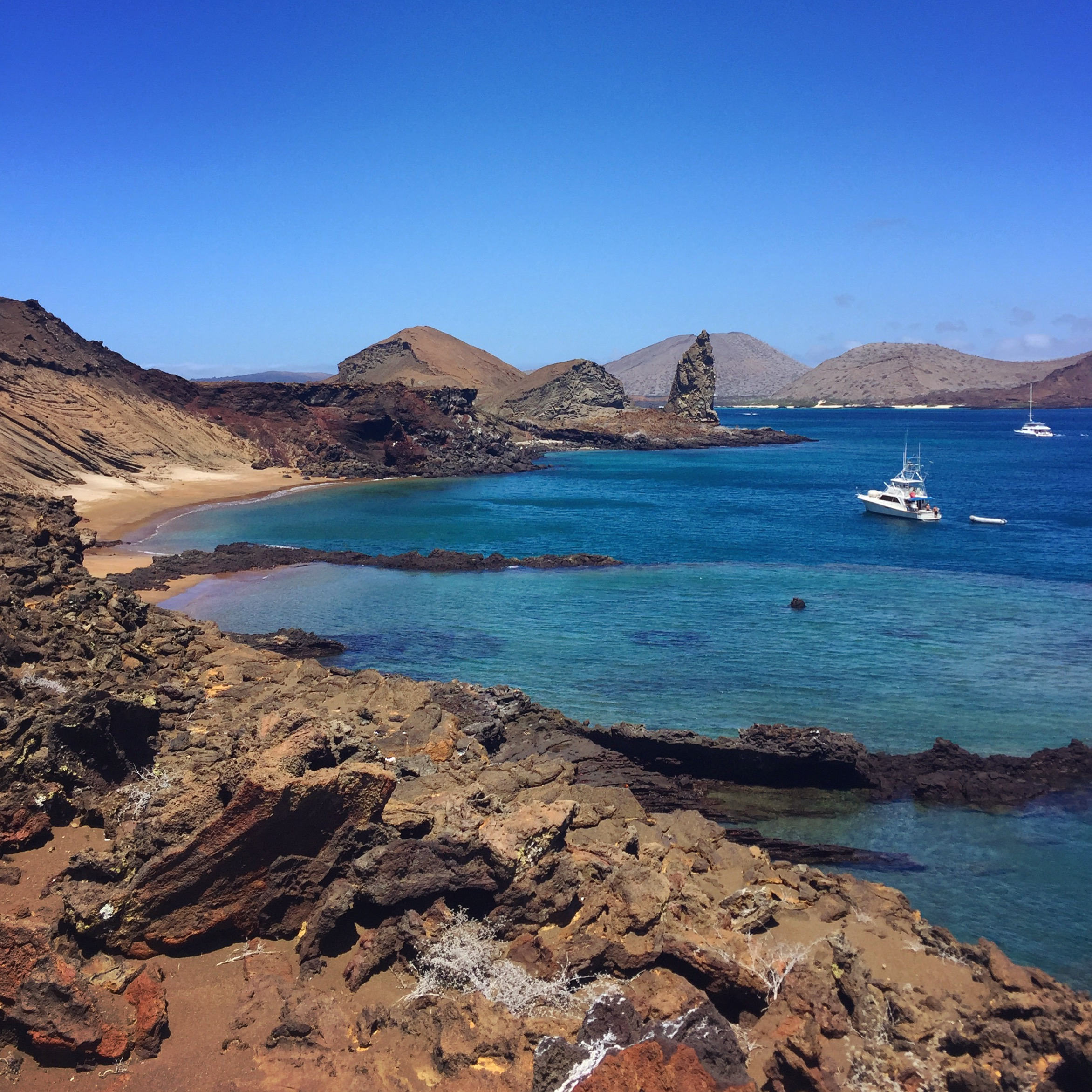 One of the most incredible places on the planet: Isla Bartolomé, Galápagos