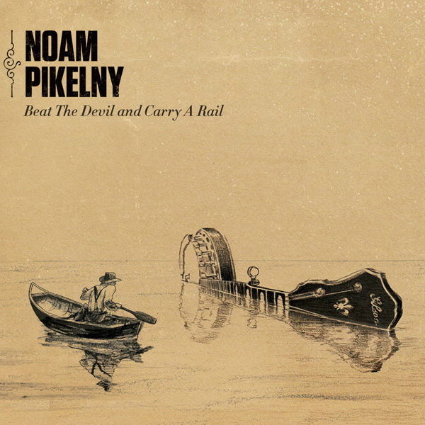 Noam Pikelny - Beat the Devil and Carry a Rail Grammy Nominated