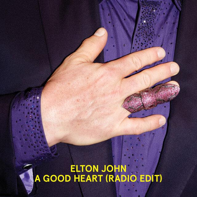 Elton John - A Good Heart Arranger