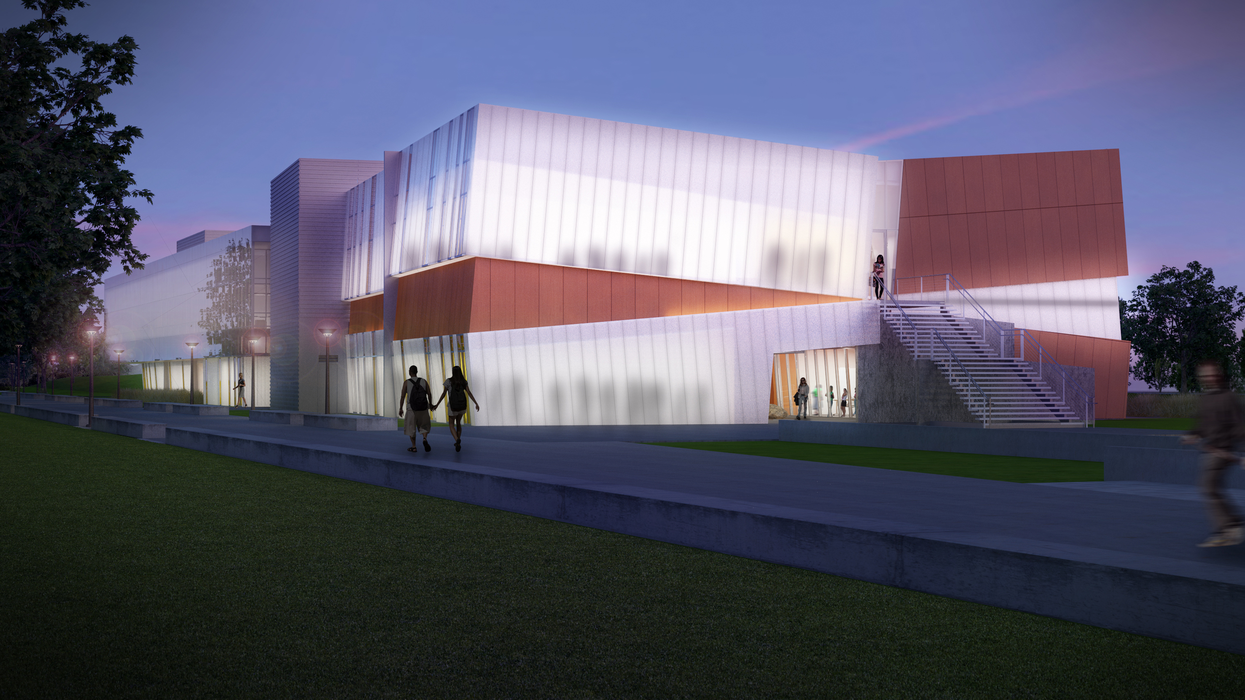 Evergreen Valley College Rendering 3