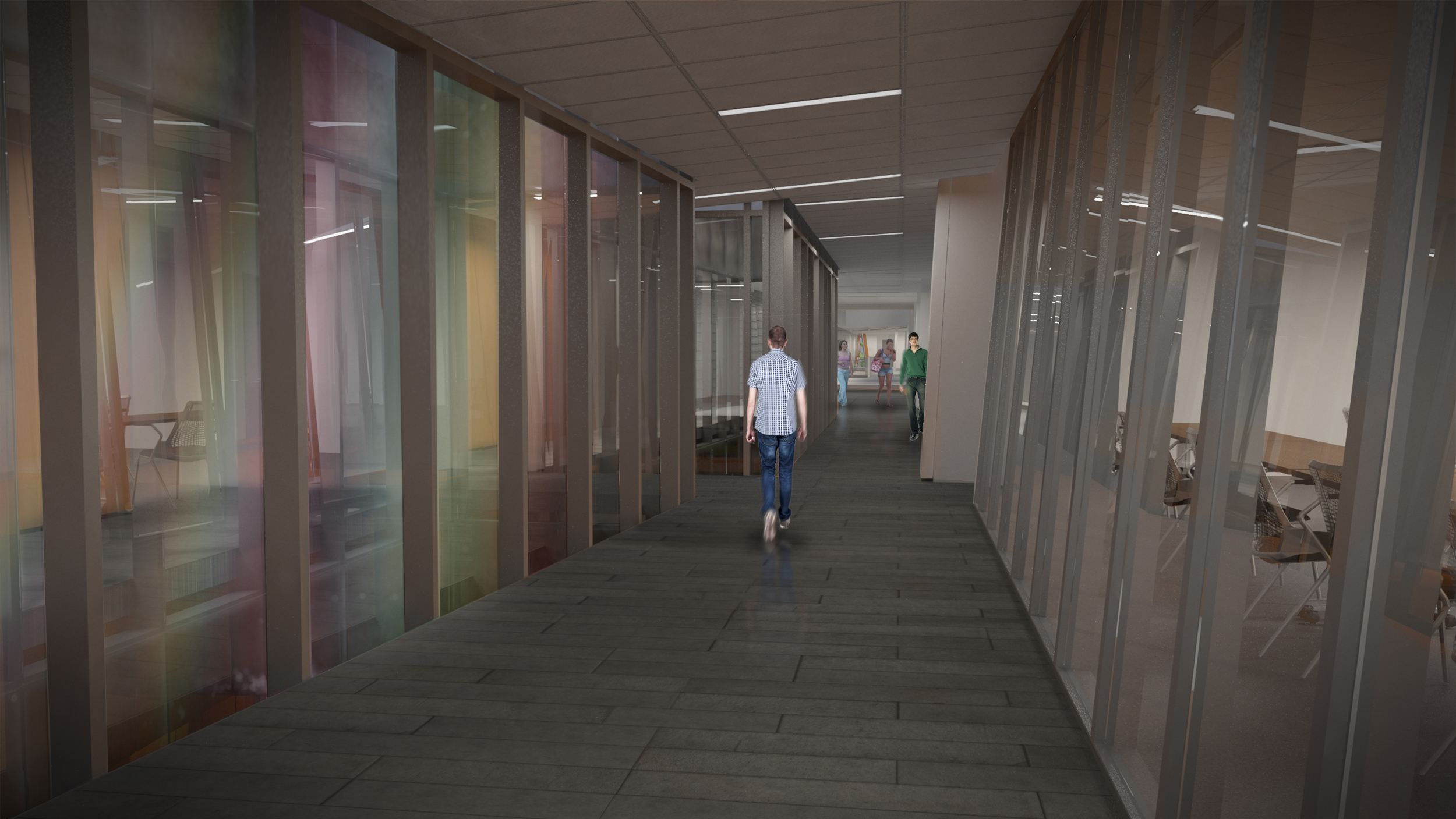Evergreen Valley College Rendering 5