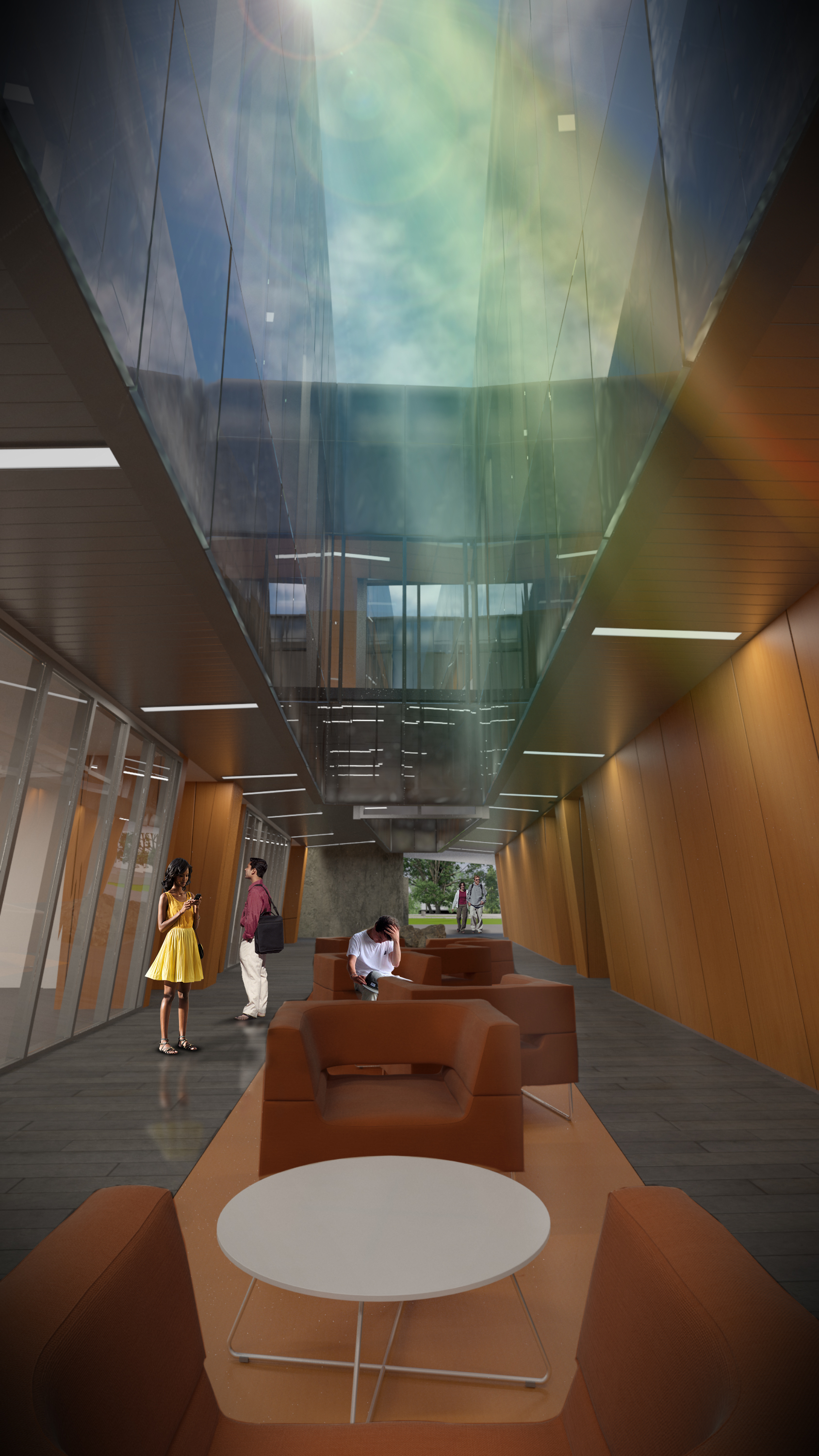 Evergreen Valley College Rendering 6