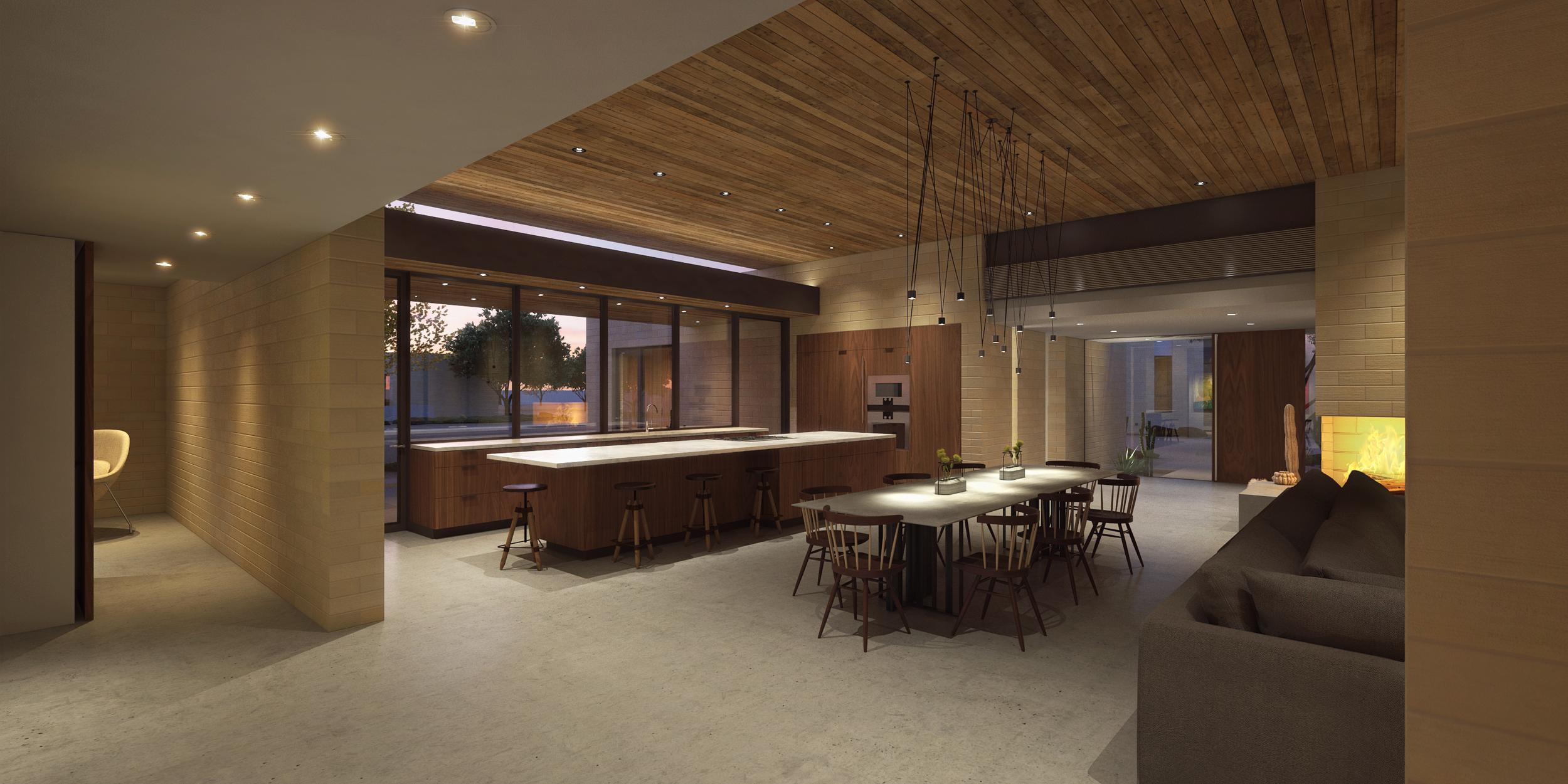 Palo Verde Lane - 3D modeling, rendering, virtual tour, & web design