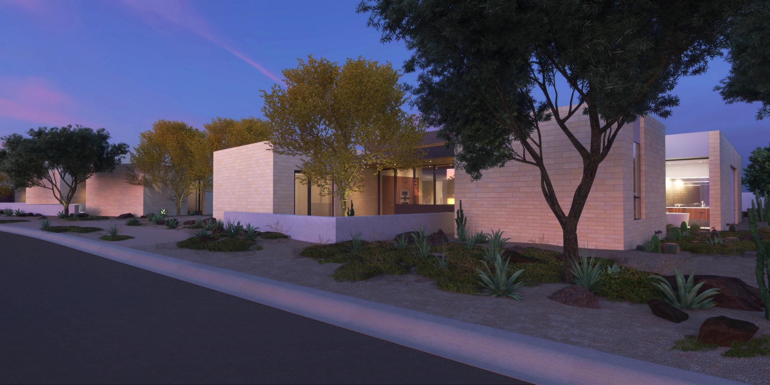 Palo Verde Lane Rendering 1