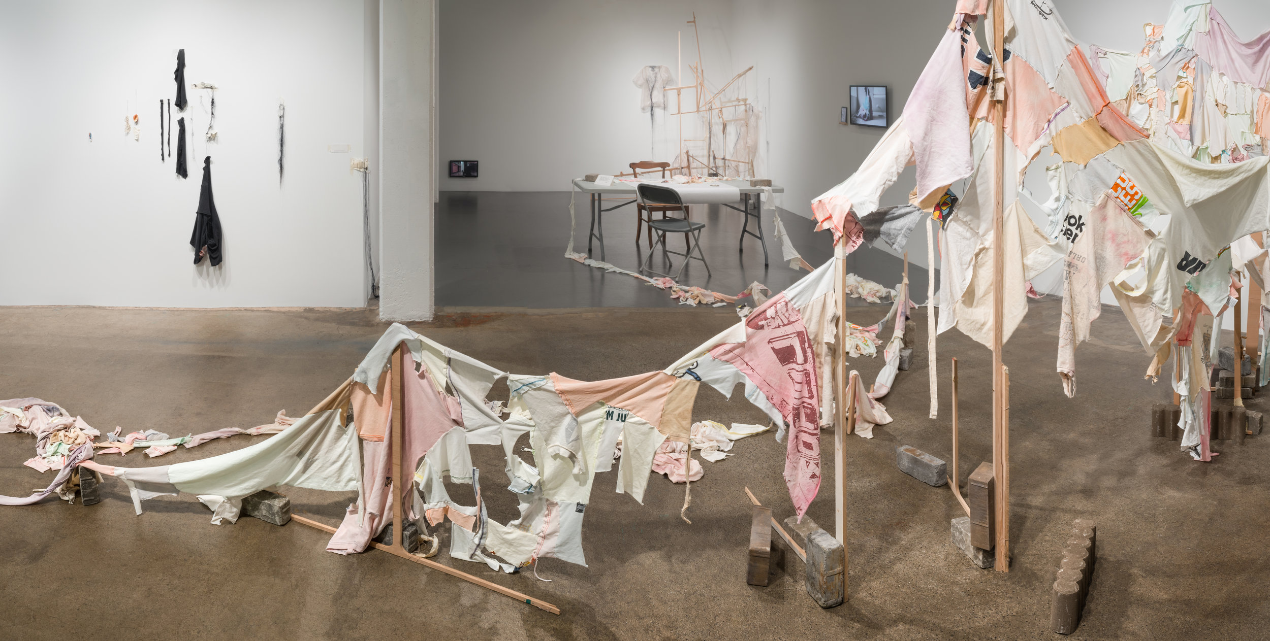 Installation view of the show (image by Joe Freeman)