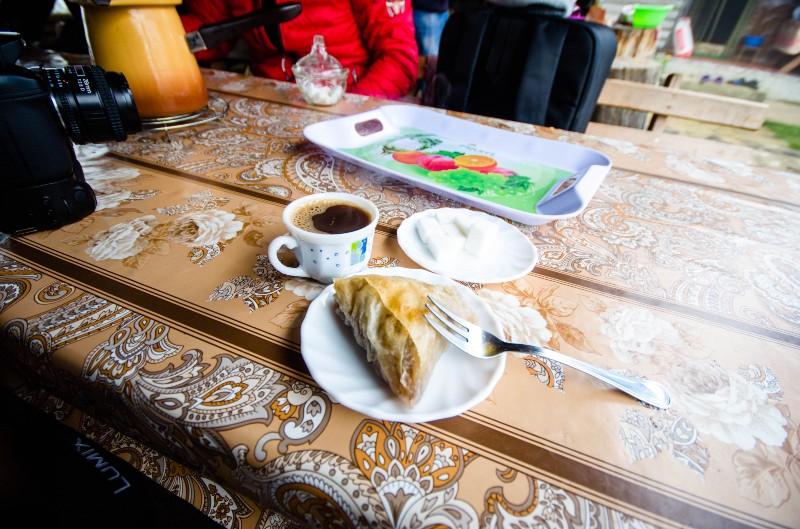 Baklava & Bosnia Coffee