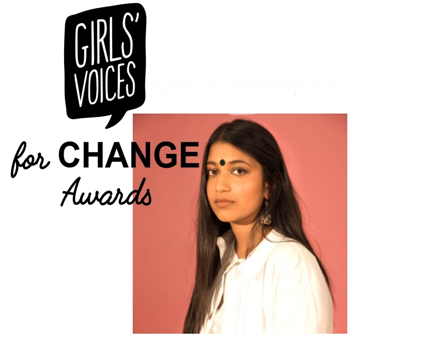 Girls' Voices for Change Awards Judge -