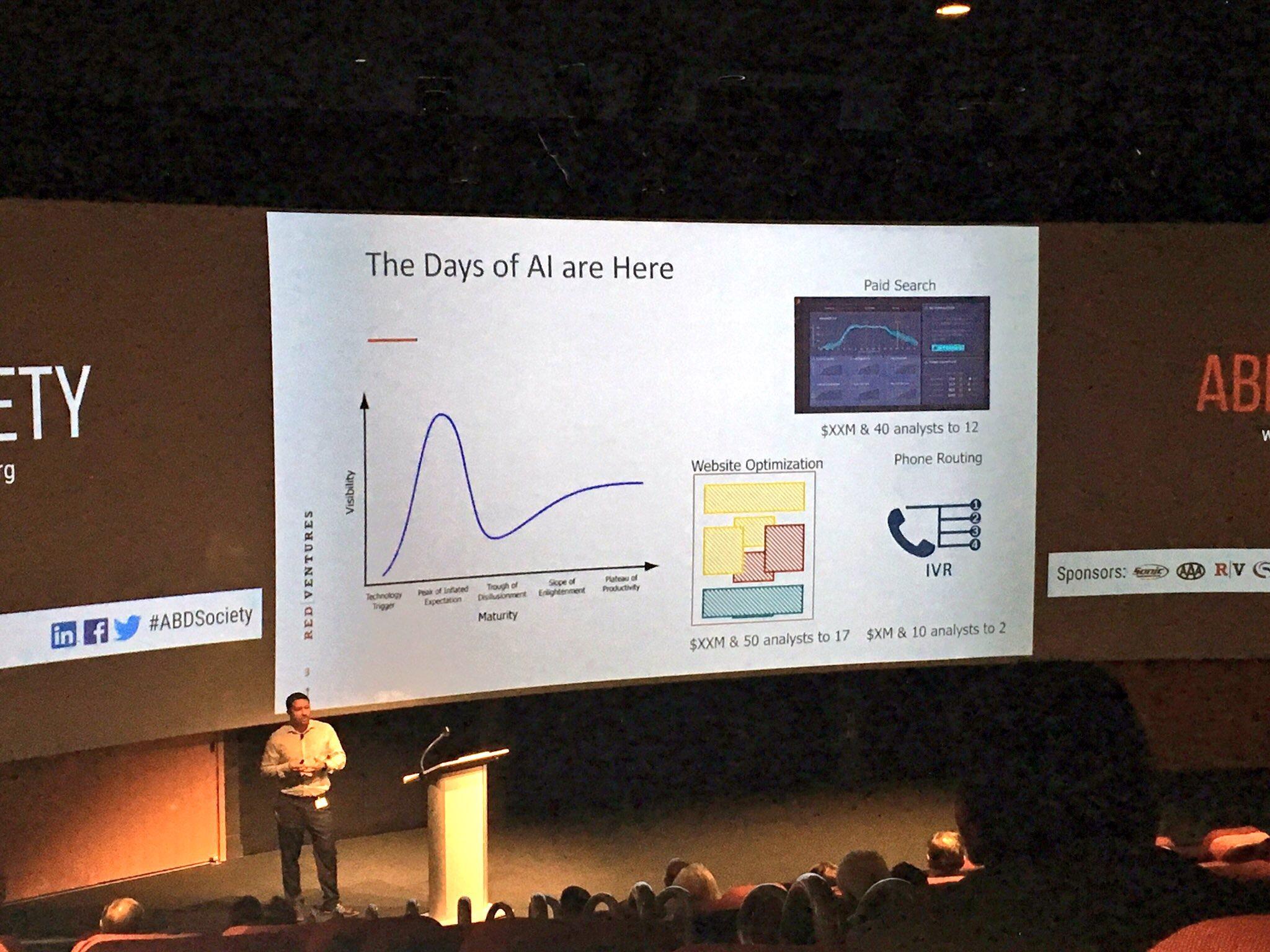 John Thomas - EVP Data Science at Red Ventures