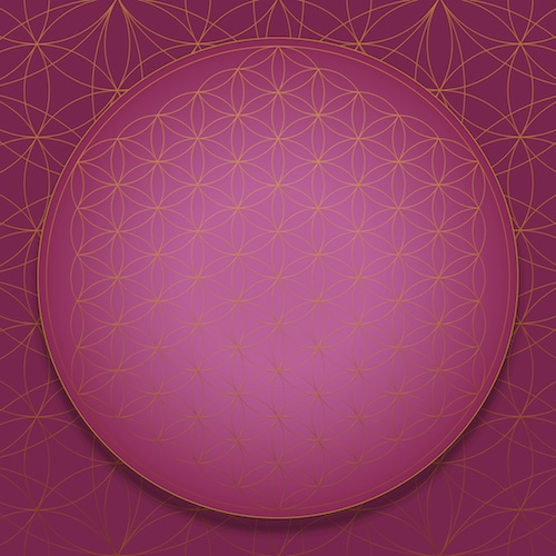 SOL-AWAKENING Flower of Life Brow Chakra Sacred Geometry Art #theSOLspace SOL-Art © All Rights Reserved.jpg