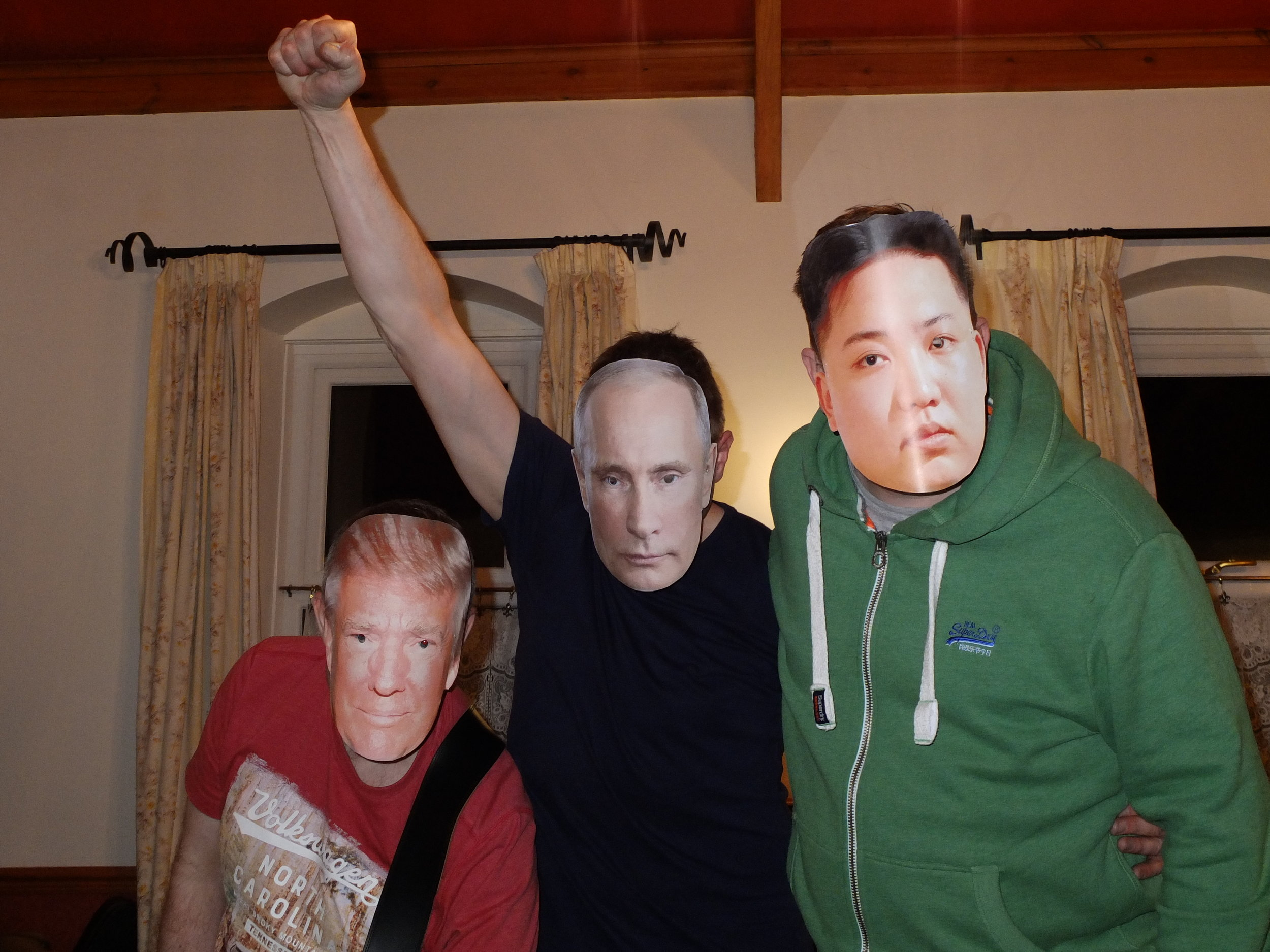 Presidents of the NWO