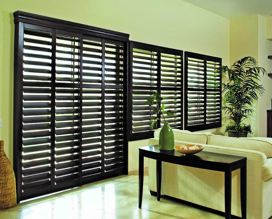 Interior timber window shutters Bournemouth Poole Christchurch Ringwood