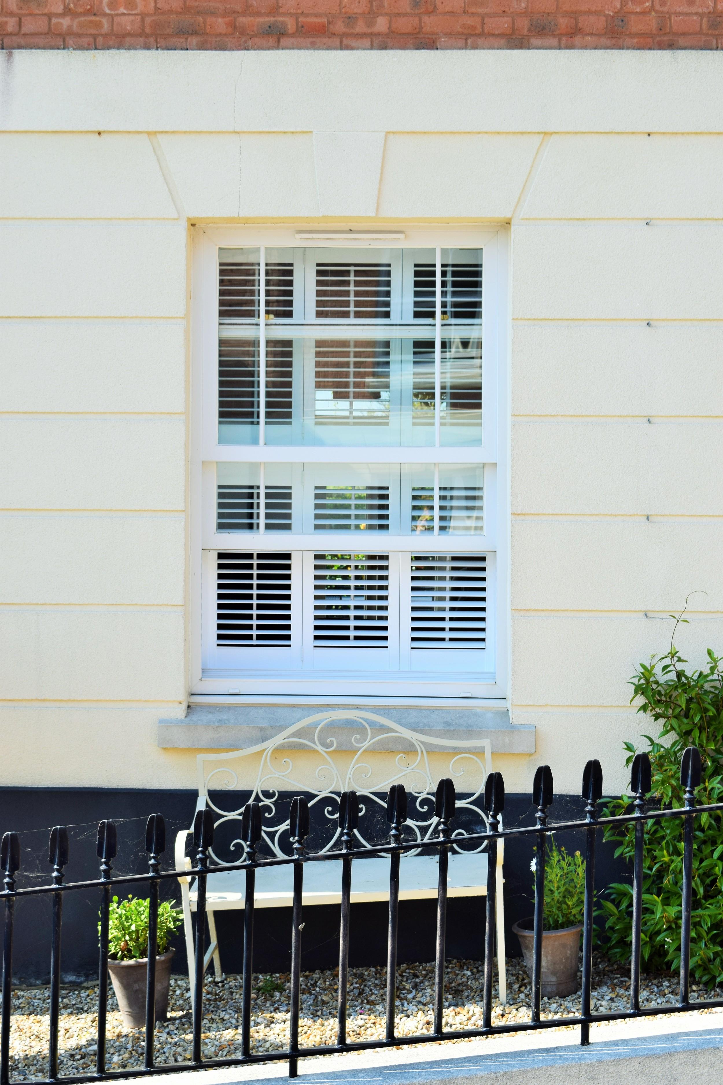 Interior plantation shutters Bridport Dorset