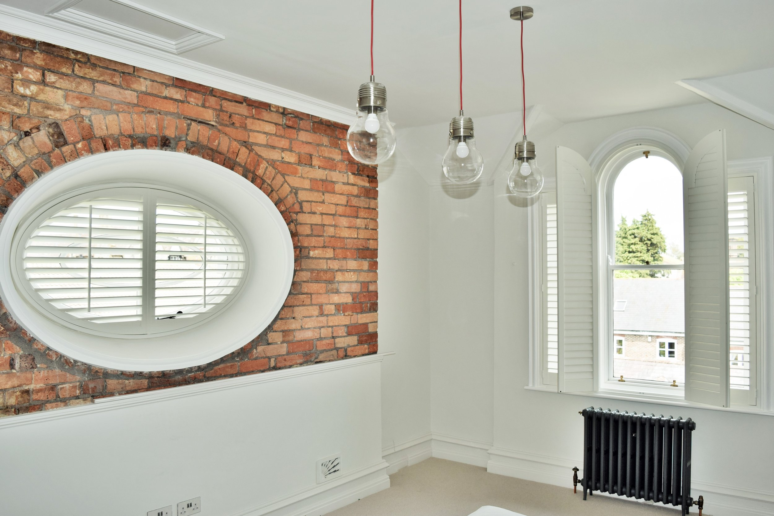 Wooden shutters special shapes windows.JPG