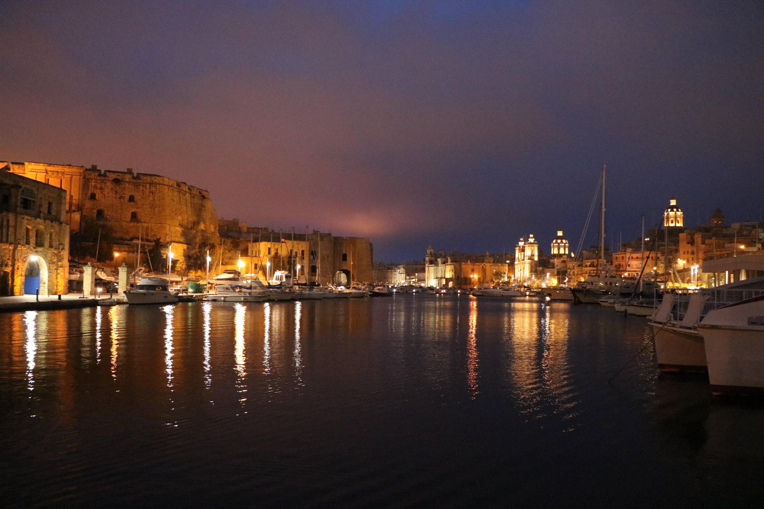Evening cruise Grand harbour. Malta Sailing Experiences28.JPG