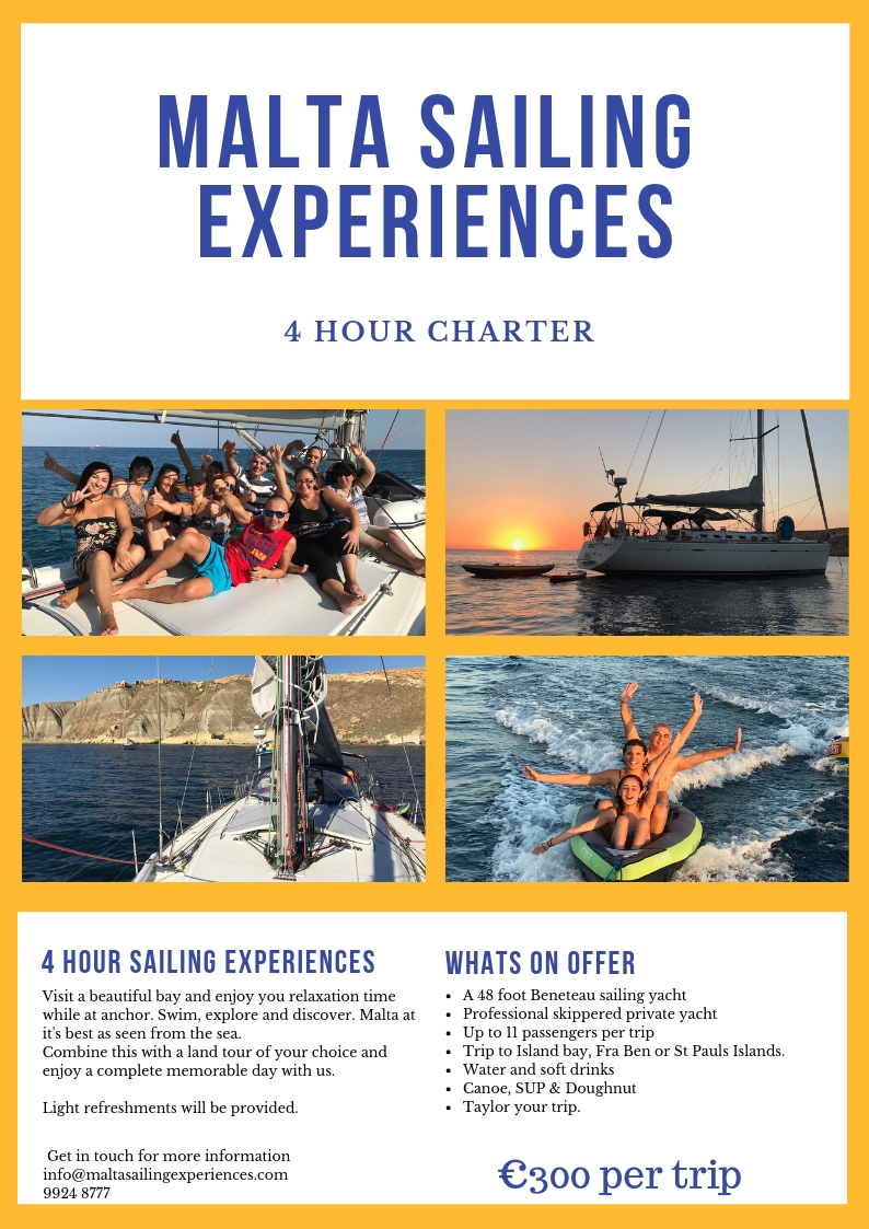 Malta Sailing Experiences 4 hour Sailing Team Building Experiences.jpg