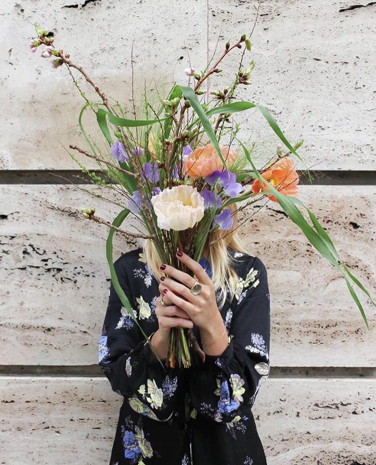 happy flowercontent creation -
