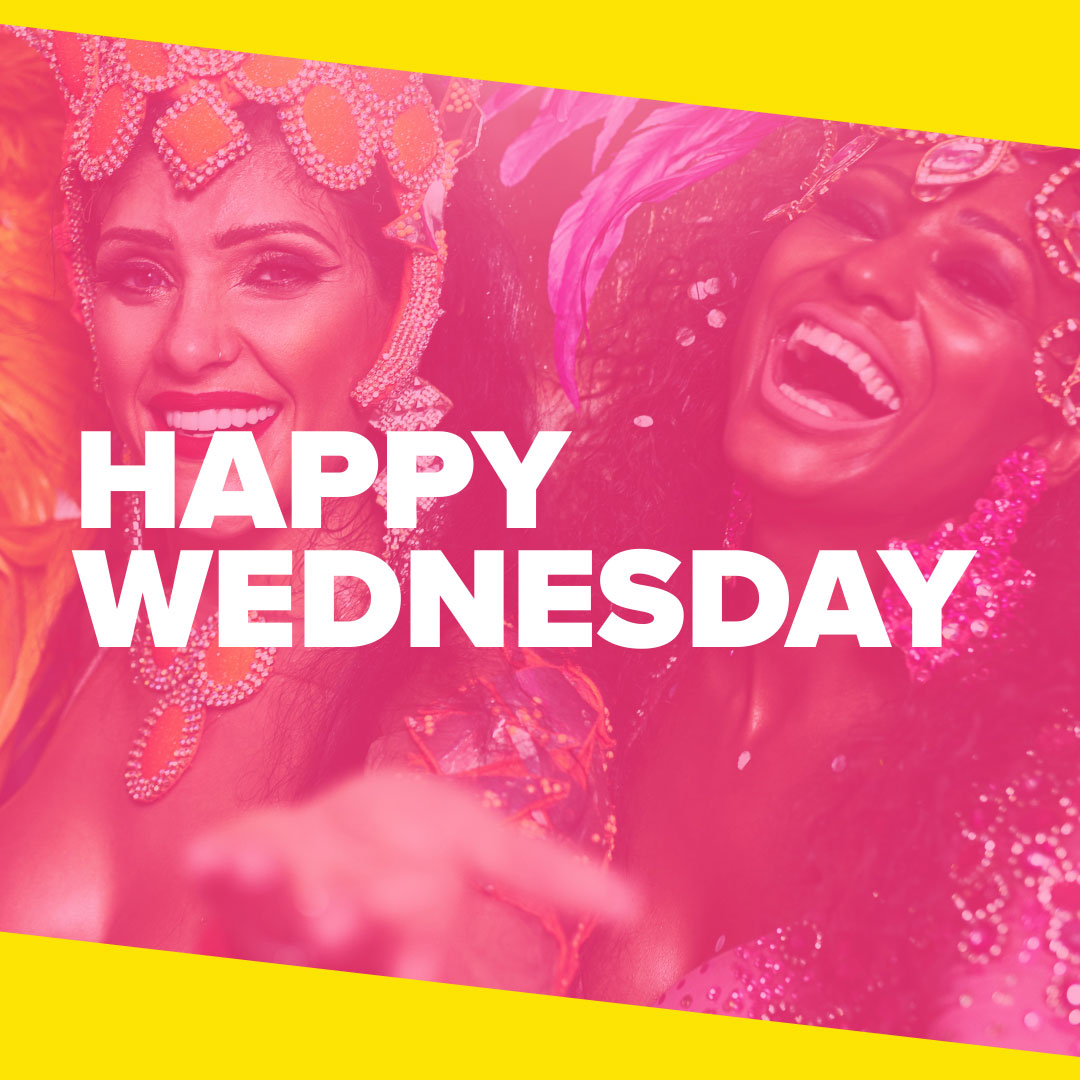 We worked with Happy Wednesday to build a new Social Brand for the event. We wanted to unify their online presence and capture the bright and bold essense of their brand. We created a Social brand guideline document to kick start this process and we continue to work with them on the development of their social.  -