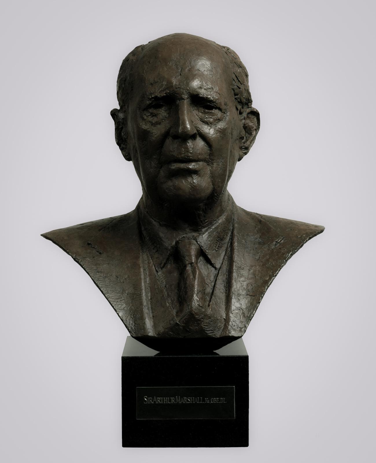 Sir Arthur Marshall 2000