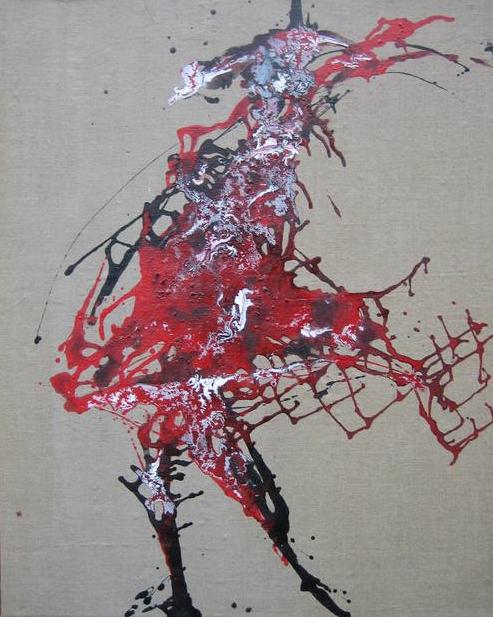 Don Quichotte, 80 X 100cm, 2008
