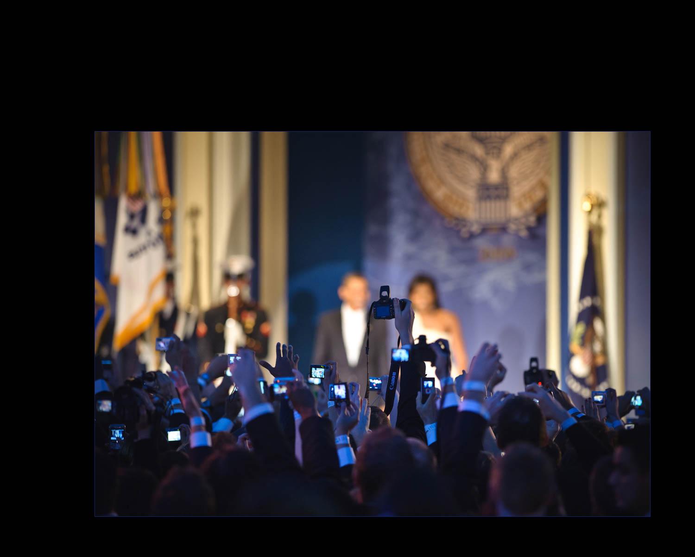 Obama Inauguration photography