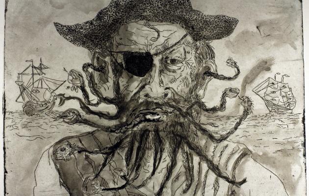 Denis the Pirate still