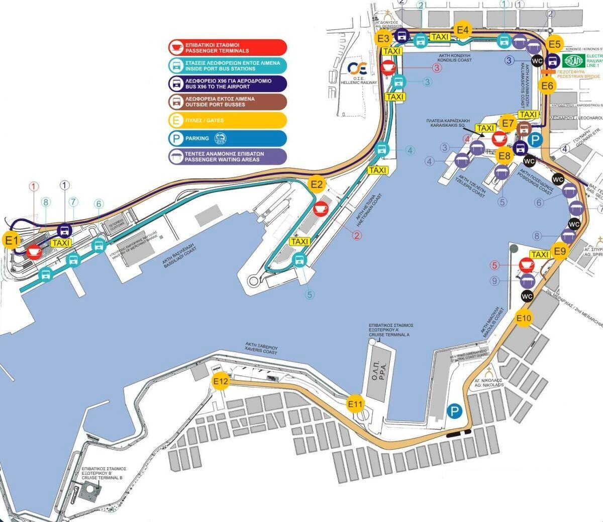 Piraeus port information map.jpg