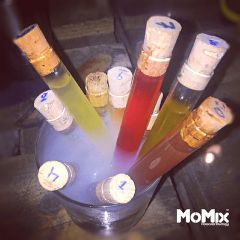 Momix's magic filters: a.k.a out-of-this-world cocktails!