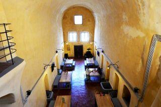 The impressive Venetsanos old winery