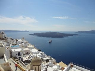 Top Things to Do in Santorini- Fira