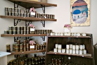 Some of the traditional products you will find in Faros Market