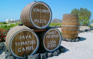 And here, you will have the chance to taste many hand-made local products & wines.