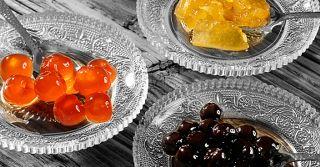 "This is how ""Spoon Sweets"" look like. Photo Credits:  Cretan Honey"
