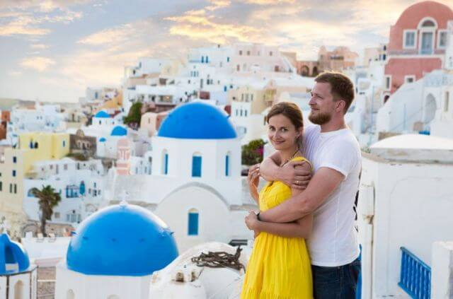Santorini Half or FullDay Private Tour