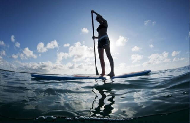 Santorini Stand Up Paddle