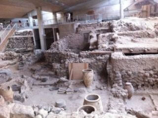 Akrotiri Excavations, Santorini. Top Things To Do in Santorini | @SantoriniPlus
