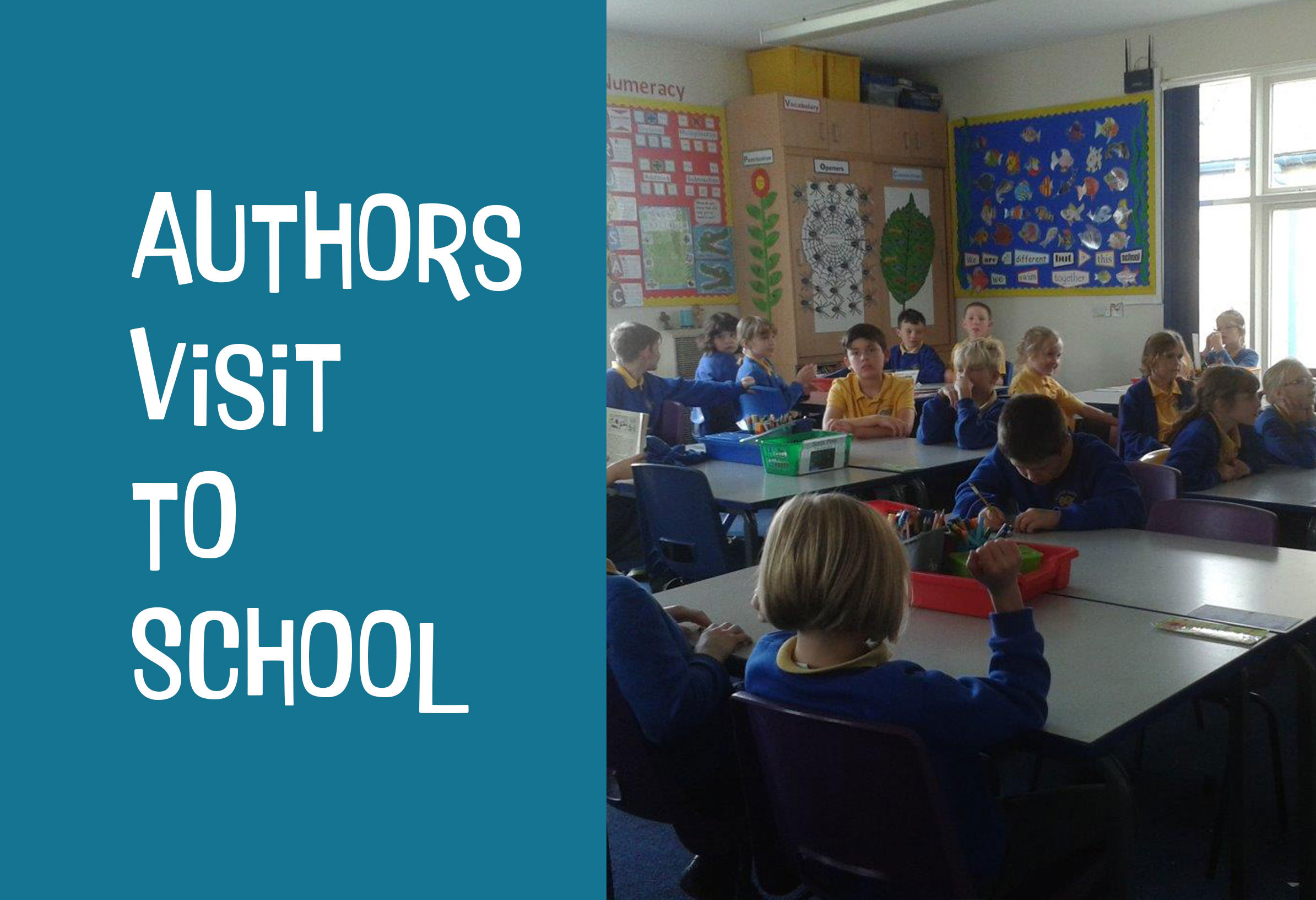Meeting an author in person is the perfect way to encourage young minds to explore the world of books. An authors visit to school transforms the learning environment. To make sure everyone has the chance to experience Towers and Tales we have designed an Outreach programme, which takes our authors into schools and venues across the region. Authors offer readings and workshops in the classroom.