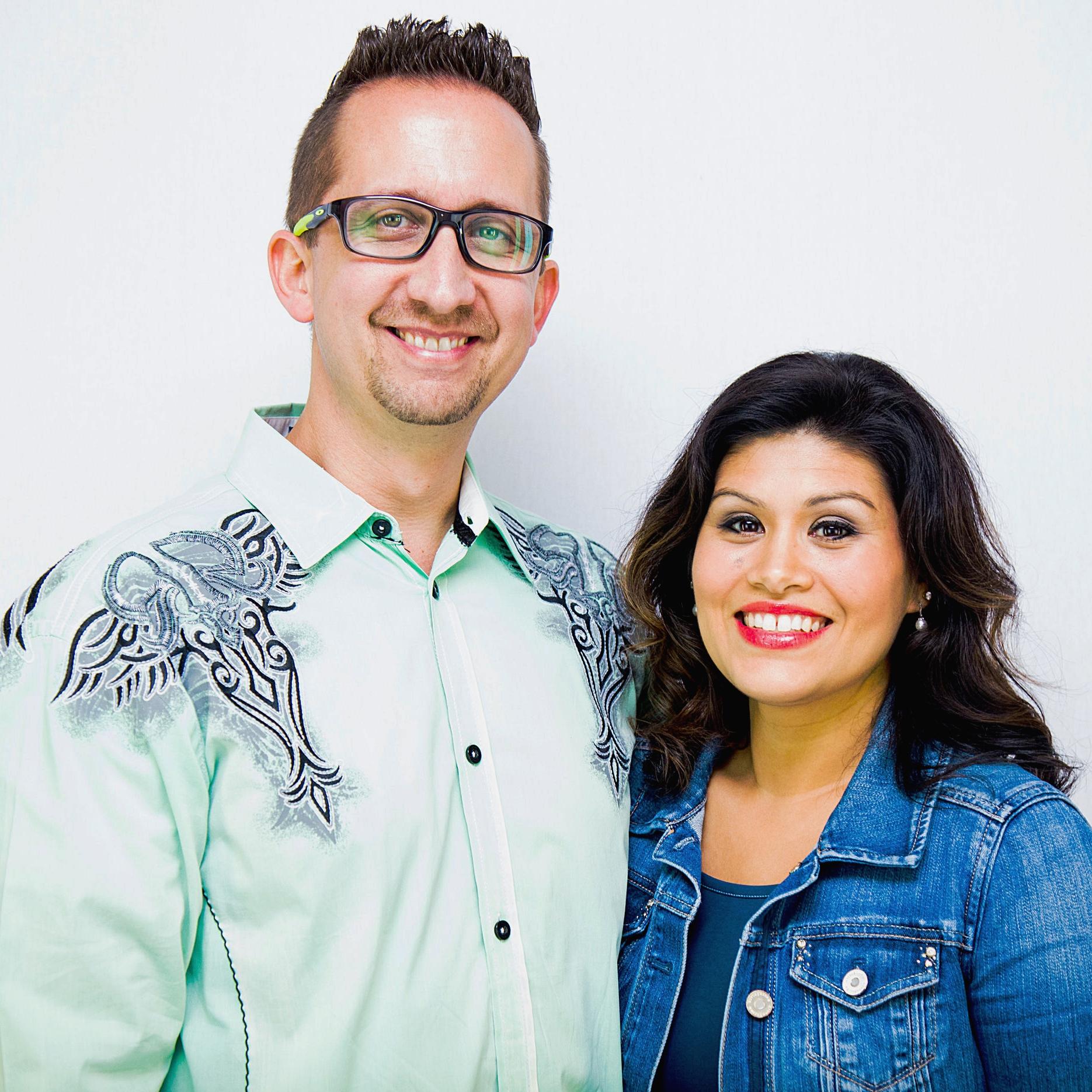 Travis Hall and Tina Hall -  Senior Pastors at Life Church International .jpg