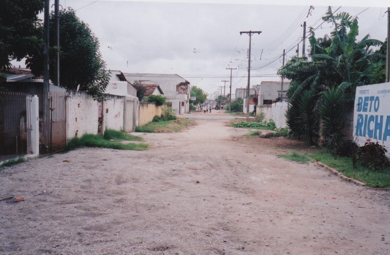 Rua Amim Abil Russ, São Domingos - ANTES