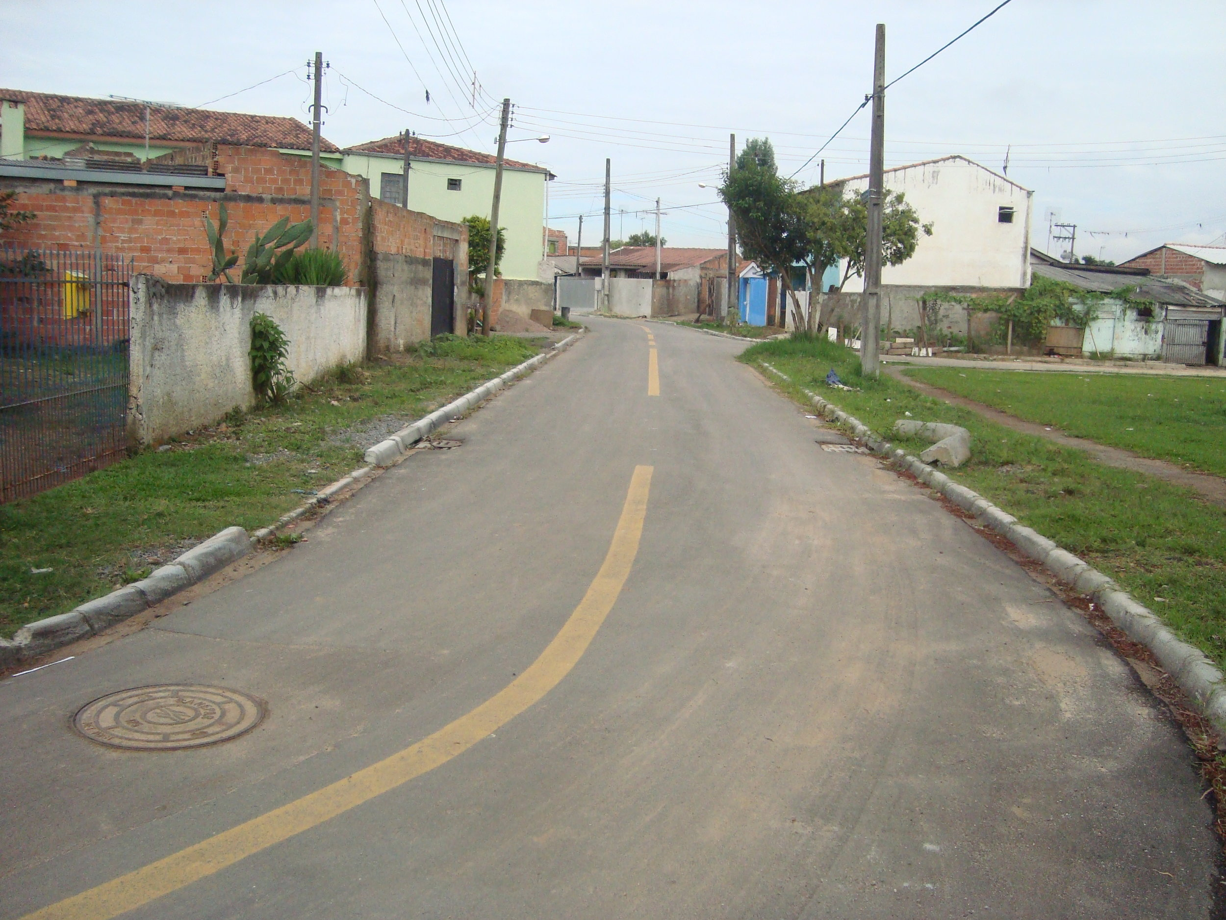 Rua Raynold Morbis, Acrópoles ll - DEPOIS