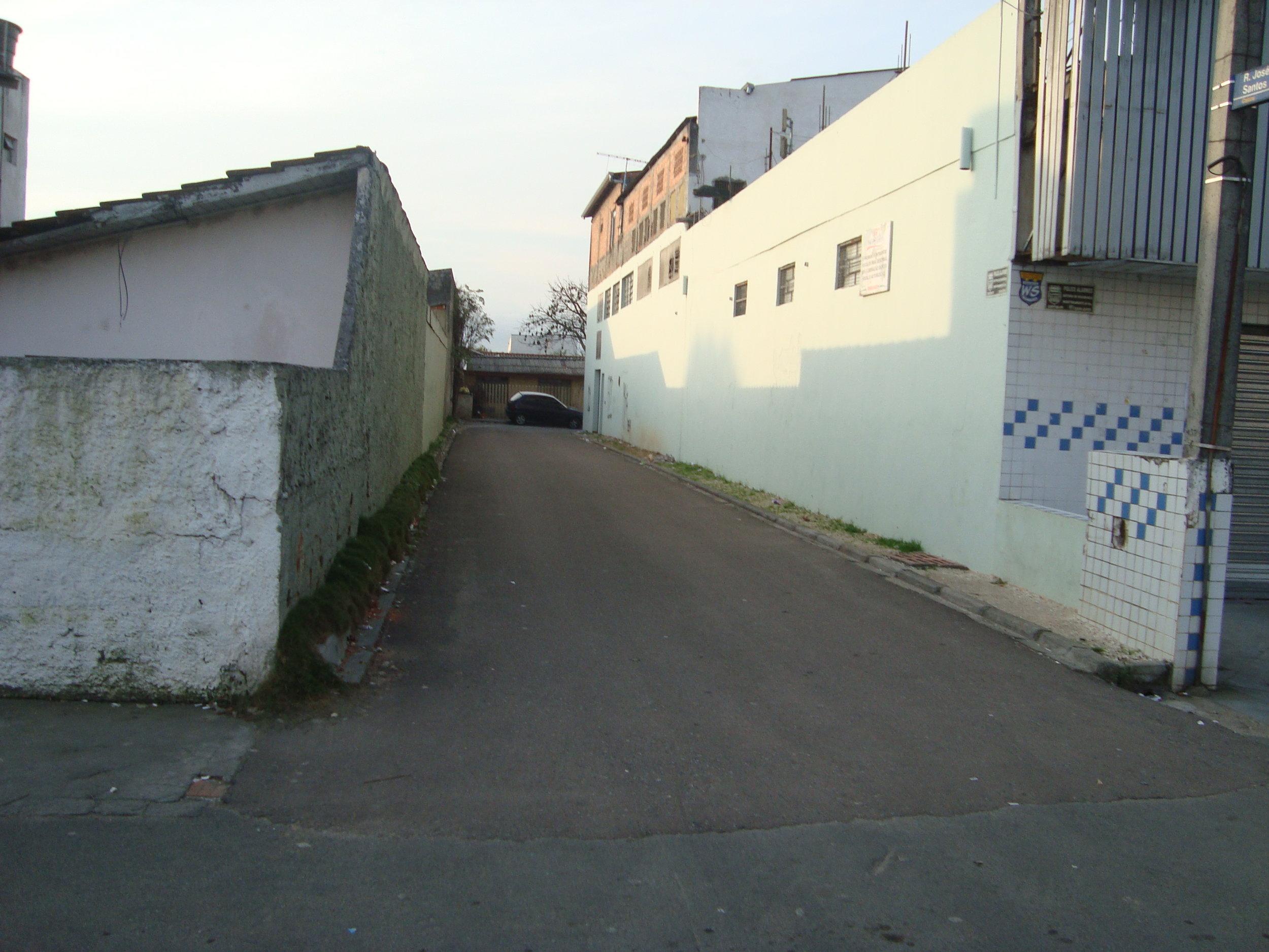 Rua José Antônio dos Santos, São Domingos - DEPOIS