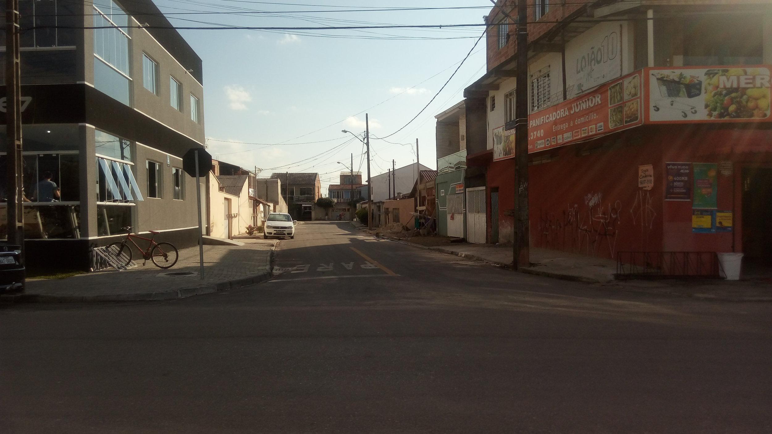 Rua Radialista Fiori Gigliotti, São João Del'Rey - DEPOIS